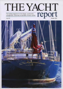 Cover yacht report
