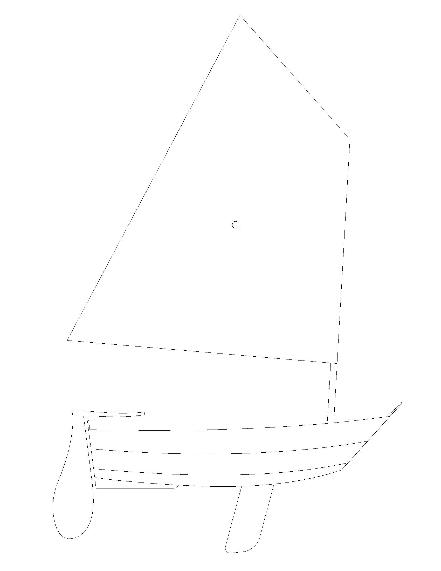 PramBUL8 Outboard Profile